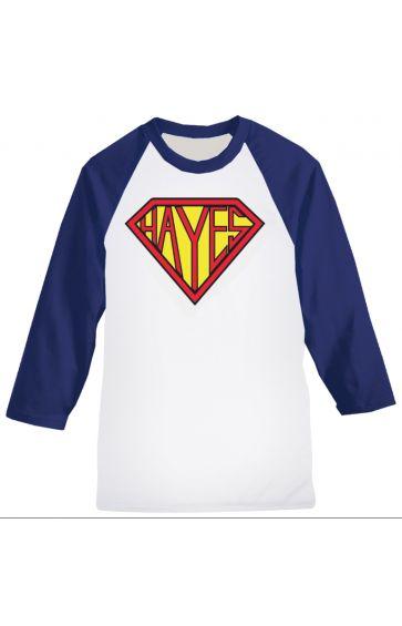 Hayes Grier Hayes Grier Baseball T - BLV Brands