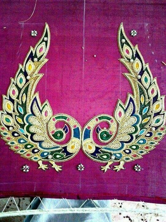 Embroidery Designs Uk