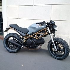 FINN – Ducati Monster 600