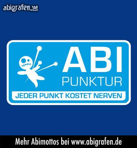 Lustiges #Abimotto von abigrafen.de. Über 1000 #Abisprüche gibt's in unserer Sammlung!