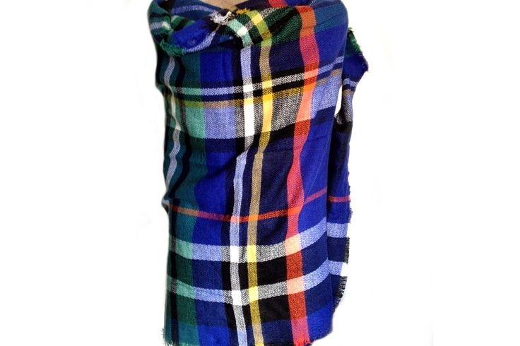 Les 323 meilleures images du tableau echarpe tartan sur pinterest tartan laine pas cher et - Echarpe plaid femme ...