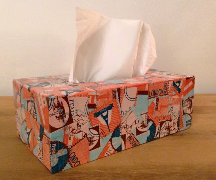 decoptach tissuebox
