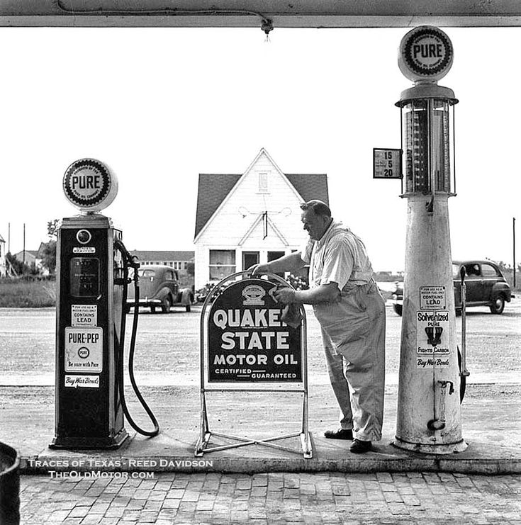 545 Best Images About Vintage Gas Stations On Pinterest