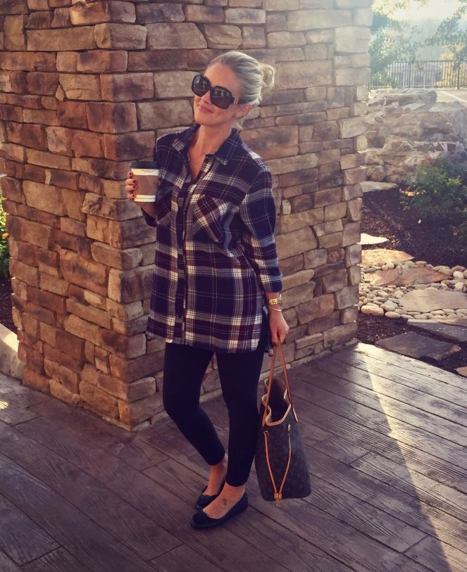 Shop – The Styled Duo  Travel || Comfy style || Plaid || Tunic || Nordstrom || Tennessee || Style blogger