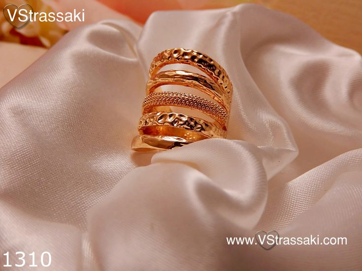 Κωδικός: 1310 - 6.80 €. Δαχτυλίδι. Για παραγγελία: ▶ Μέσω φόρμας : http://www.vstrassaki.com/#!form/v0sut ▶ Μέσω e-shop : www.vstrassaki.com ▶ Με SMS στο 6988288107 όπου μας στέλνετε ονοματεπώνυμο, διεύθυνση και τον κωδικό ή τους κωδικούς που σας ενδιαφέρουν.    #ΔΑΧΤΥΛΙΔΙ        #ΔΑΧΤΥΛΙΔΙΑ       #ΜΟΔΑ       #ΚΟΣΜΗΜΑ       #ΚΟΣΜΗΜΑΤΑ         #ΜΟΝΤΕΡΝΟ        #ΑΞΕΣΟΥΑΡ       #ΧΡΥΣΑΦΙ       #VSTRASSAKI        .