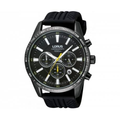 Reloj Lorus Fechador Cronógrafo Taquímetro Modelo RT391BX9
