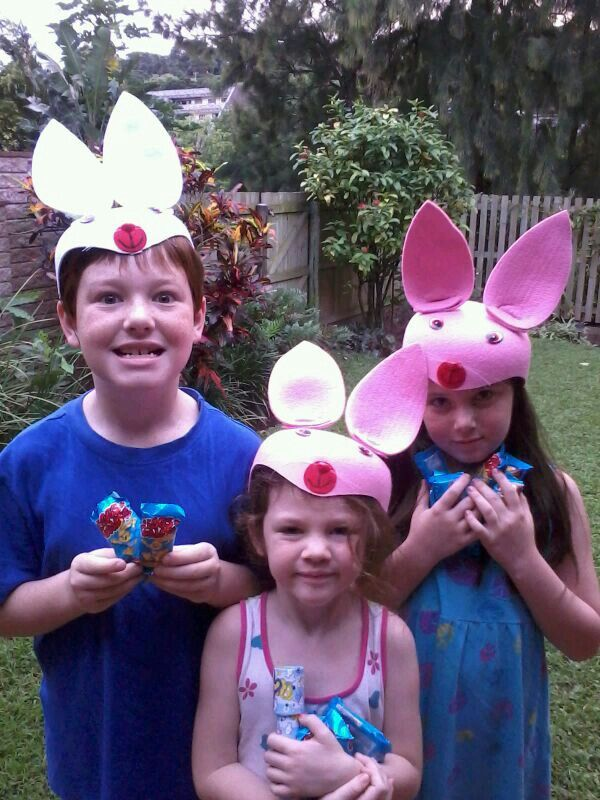 Funny Bunnies! Aka Jordan Bunnies!