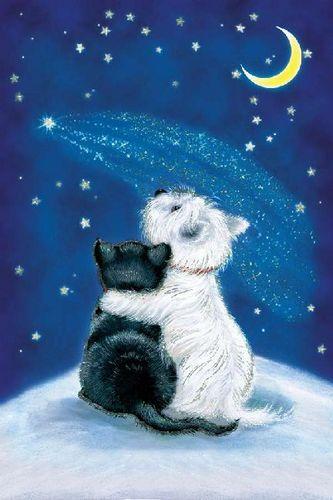American Humane Christmas Cards