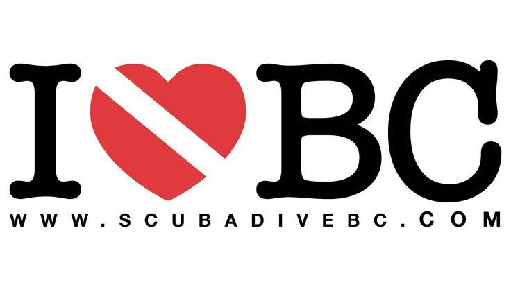Scuba Dive British Columbia, Canada - I LOVE BC!