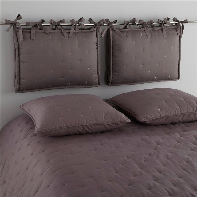 1000 id es sur le th me tete de lit coussin sur pinterest bout de lit t tes de lit et t te de lit. Black Bedroom Furniture Sets. Home Design Ideas