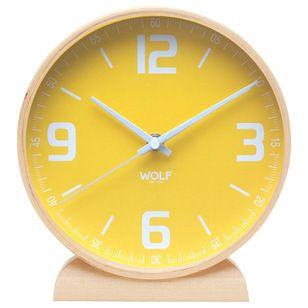 Modern Desk And Mantel Clocks by WOLF