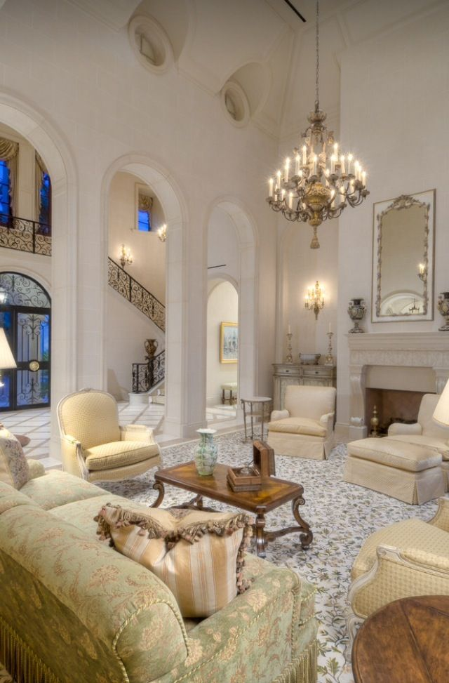 Luxury Home Interiors LuxurydotCom via Houzz