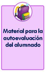 Materiales educativos, autoevaluación del alumnado