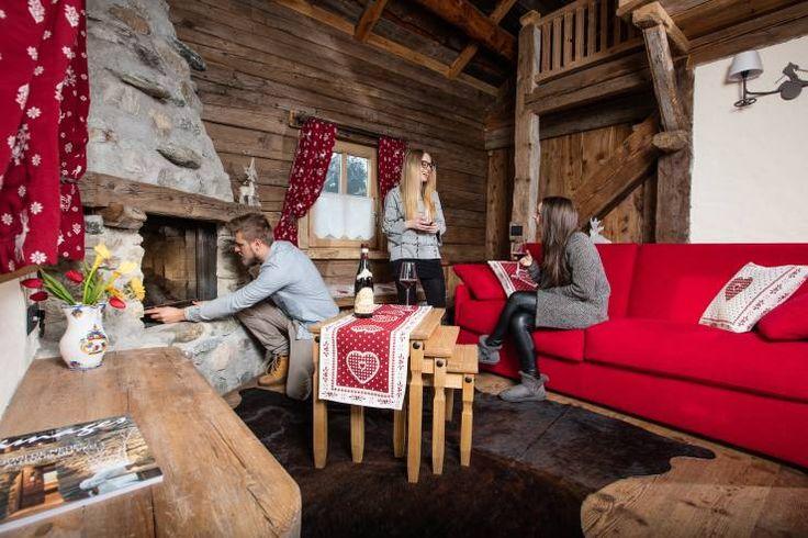 1000 images about divani per case di montagna divani for Case in stile chalet