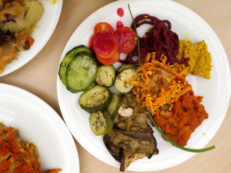 25+ najlepších nápadov na tému Vegane Restaurants Berlin na ...