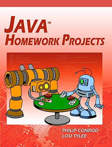 Java Homework Projects: A NetBeans GUI Swing Programming Tutorial 8th Edition Pdf Download e-Book