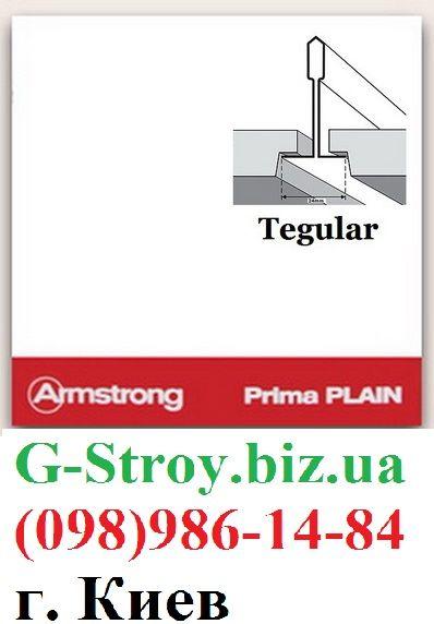 ПлитаPLAIN Prima Tegular600х600х15 мм подвесной потолок Armstrong   #потолок #подвесной_потолок #потолок_армстронг #armstrong