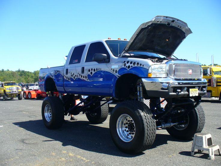 Cool X Truck Paint Jobs