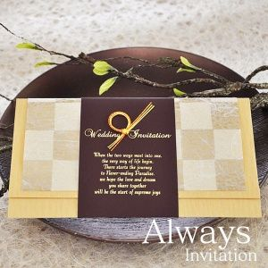 画像1: オールウェイズ 結婚式招待状