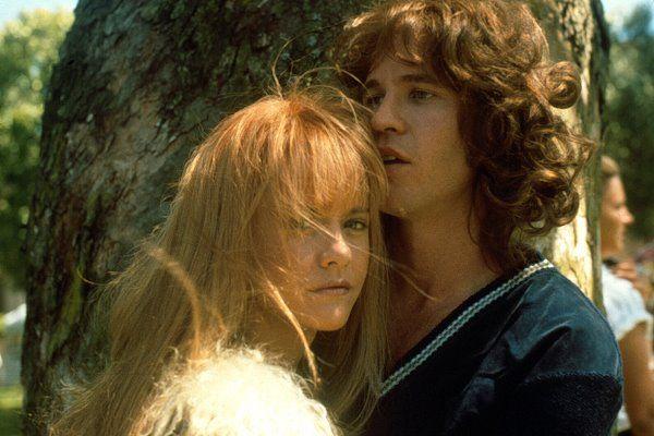 Los Angeles, USA | THE DOORS - Val Kilmer und Meg Ryan als Jim Morrison und Pamela Courson ... mehr auf femundo.de