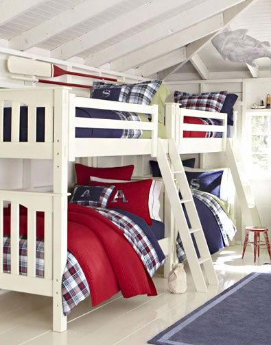 58 best images about for the boys on pinterest bed in a bag plaid and boy rooms - Boy and girl shared room ideas bunk bed ...