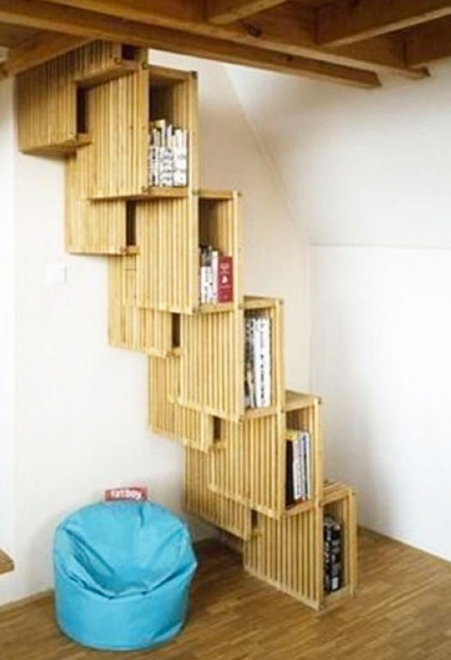 tiny house stair ideas Google Search