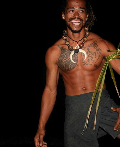 Rasta from Ua Pou, Marquesas, French Polynesia.