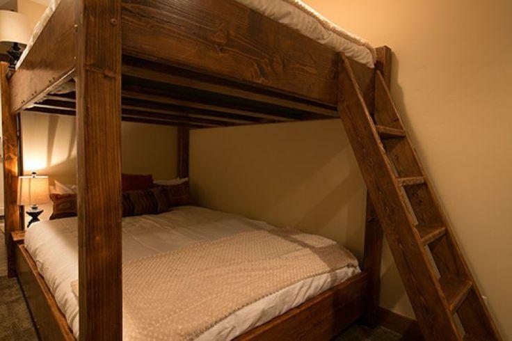 best 25 queen bunk beds ideas on pinterest queen size bunk beds bunk bed rooms and bunk rooms. Black Bedroom Furniture Sets. Home Design Ideas