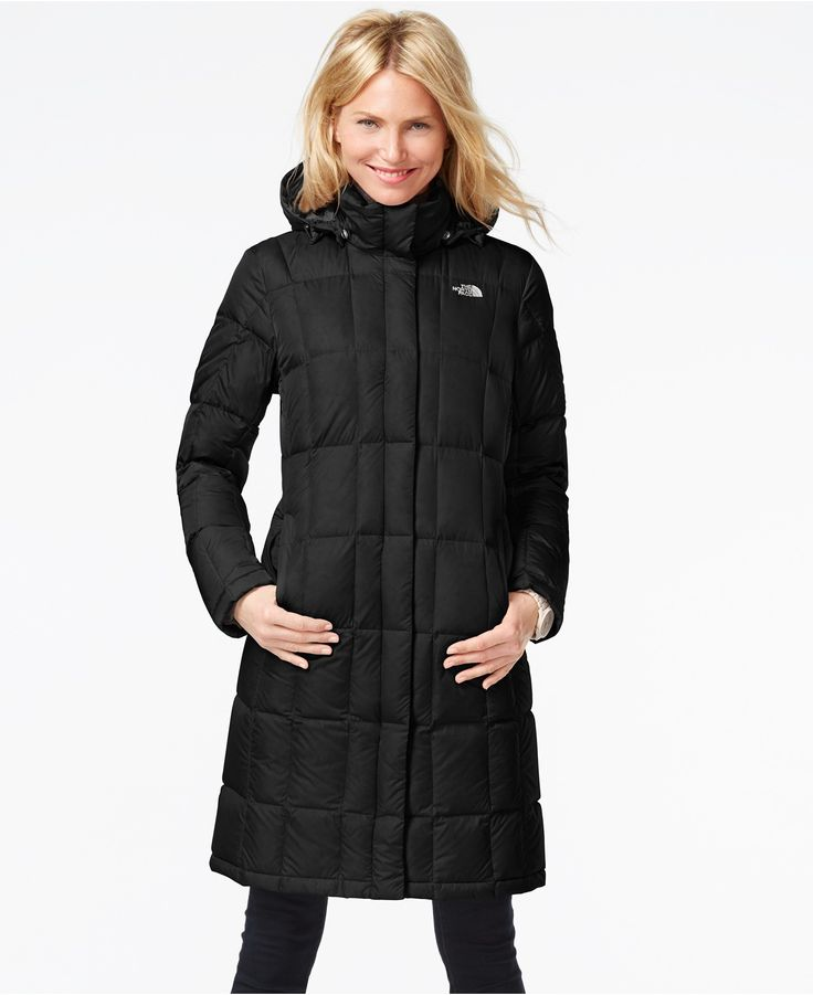 The North Face Miss Metro Down-Filled Parka - Jackets & Blazers - Women - Macy's