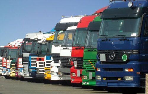 Для водителей грузовиков «Укравтодор» обнародовал список стоянок