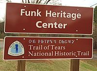 Trail of Tears Heritage Center