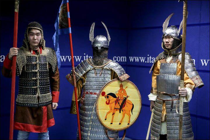 Kök Turk (Tujue) Warriors