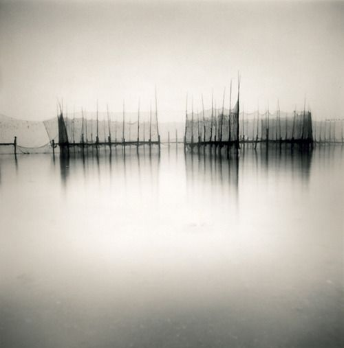 Lisa TYSON ENNIS :: Fishing Weir, Study V, Deer Island