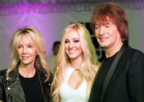 Heather Locklear, Richie Sambora Reunite for Daughter Ava's Sweet 16 - Us Weekly