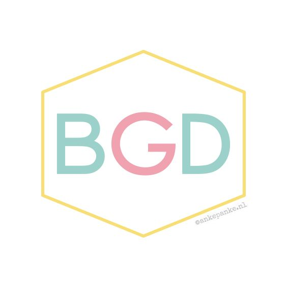 Restyling logo design for Brown Girl Decorations (home decor shop) by http://ankepanke.nl