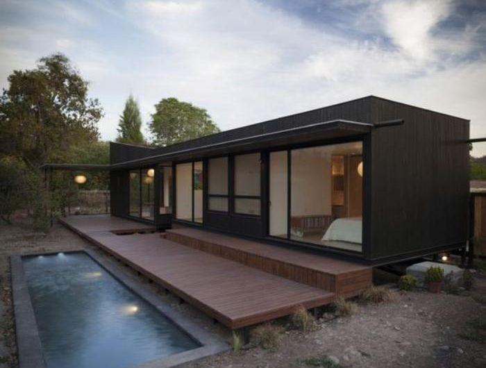 les 20 meilleures id es de la cat gorie conteneur sur pinterest maisons conteneur conteneurs. Black Bedroom Furniture Sets. Home Design Ideas