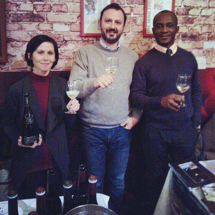"""Cheers or Slainte ? Super wine tasting of Italian wines  in Dublin  ""Tasting Italy in Dublin""    #export #enjoy #italianwines"""