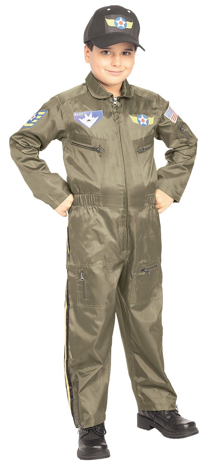 Awesome Costumes Air Force Pilot Costume just added...