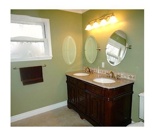 #bathroom #renovation #bathroomaccessories #accessories  #bathroomrevovation #design #mirror #masterbathroom #green