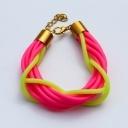 neon bracelet more on www.beetlemellow.pl