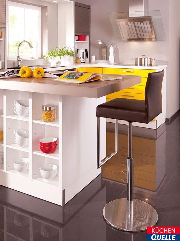 9 besten Gelbe Küchen Bilder auf Pinterest | Gelassenheit, Neuer ...