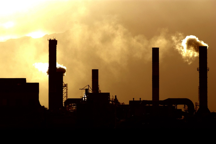 10 causas de contaminación de aire | eHow en Español