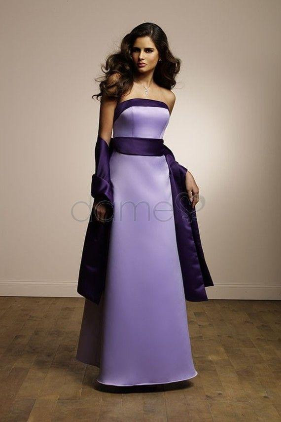 10 best Bridesmaid Dresses images on Pinterest | Wedding frocks ...