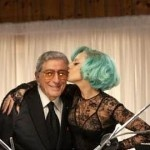 gaga and the legend...Tony benett