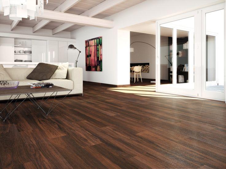 pavimento imitacin madera ebony cobrizo x