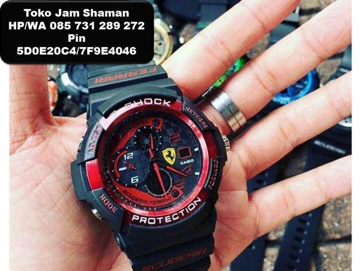 62 Best Harga Jam Tangan Casio G Shock Kw HP WA 085 731