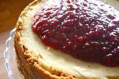 New York Cheesecake, receta en español                                                                                                                                                                                 Más