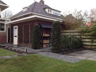 Heemstede bestrating mooie open nederveen tuinen uw for Tuinontwerp heemstede