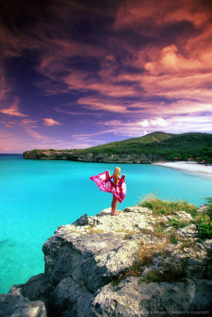Knip Beach, Curacao, is my favorite place in the windward islands - an is my favorite beach in the world-