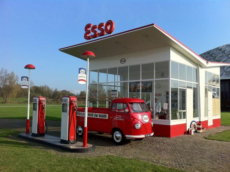 Esso bus